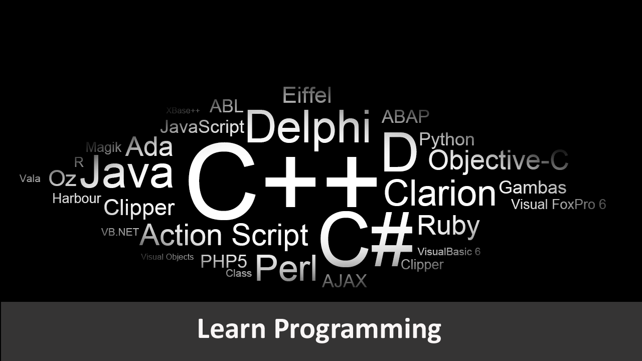 Which Programming Languages You Learn in 2018 – Popular Programming Languages