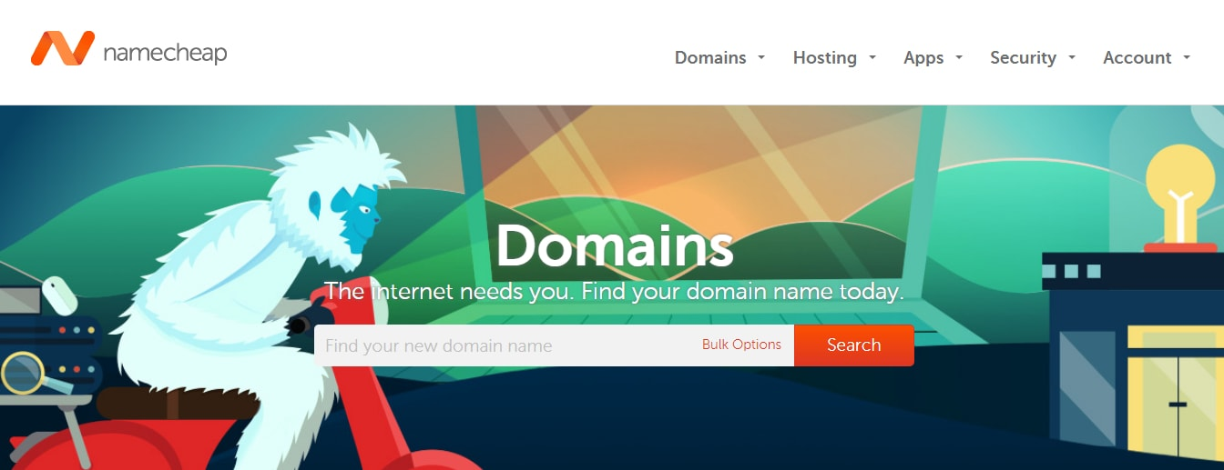 Top Domain Registration Websites – Domain Registration Sites